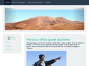 screenshot http://randonneesdesert-maroc.com trek au maroc