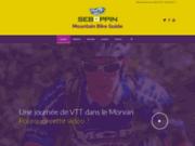 screenshot http://www.randovelo-morvan.fr rando vélo morvan
