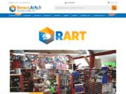 RART, matériel et fournitures pour les beaux arts