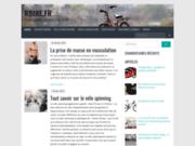 screenshot http://www.rbike.fr r'bike