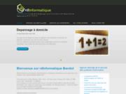 Rdinformatique Informatique service et assistance à domicile