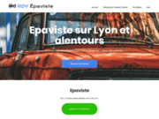screenshot http://rdv-epaviste.fr/ épaviste