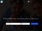 RDVArtisans.fr pour un rendez-vous avec un artisan