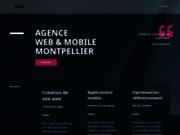 screenshot http://reactif34.com reactif - creation site internet montpellier