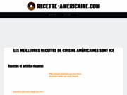 screenshot http://www.recette-americaine.com Le summum de la cuisine américaine