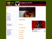 screenshot http://www.recette-de-tarte.com recette de tarte