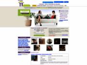 screenshot http://www.recherche-colocation.com Annonces de colocation
