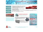 screenshot http://www.recuperateur-eau-pluie-vendee.com récupérateur eau de pluie en vendée