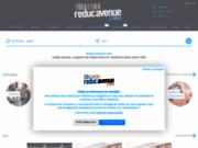 screenshot http://www.reducavenue.com/ reducavenue : promotions de proximité