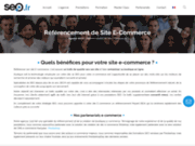 Agence SEO officielle de Prestashop