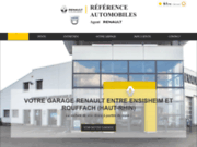 Référence Automobiles, agent Renault à Oberentzen