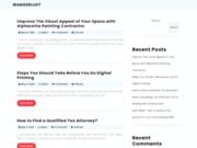 screenshot http://www.referencement53.com prestations de référencement naturel