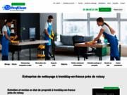 Entreprise de nettoyage à Paris