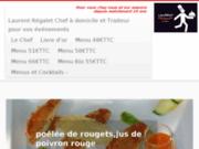 Laurent Régalet, Chef à domicile Haute garonne