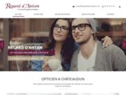 screenshot http://www.regardantan-opticien.com Regard d'Antan