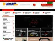 Société de vente en ligne des pièces détachées et des accessoires remorques