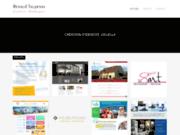 screenshot http://renaud-taupenas.fr graphiste webdesigner melun