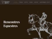 Rencontres d'équitation en Suisse romande
