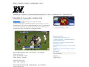 Suivez l'actualité rugby sur rencontresaxv.fr
