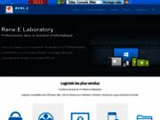 Rene.E Laboratory--Fournisseur de logiciels