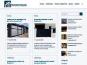 screenshot https://www.renov-fermetures.com domotique vichy