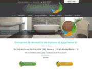 Rénovation : SARL ALPES RENOV à Seyssinet-Pariset 38