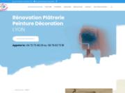 screenshot http://www.renovation-moisan-69.fr Rénovation à Lyon