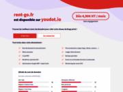 Rent&Go: Location de voitures à Reims Gare