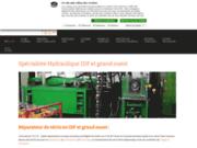 Réparation de vérin hydraulique par hydro applications