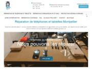 screenshot http://reparation.misternours.com Misternours répare les téléphones et tablettes.