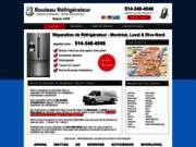 Réparation Réfrigérateur Montréal