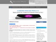 Réparation iPhone 4, 3G et 3GS