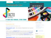 screenshot http://www.reprographielyon.com Facto repro