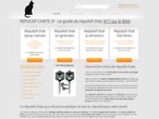 Répulsifs chats, tests et avis