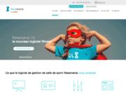 Resamania : solution web pour club de fitness
