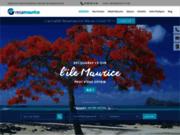 screenshot http://www.resamaurice.com resamaurice.com, votre spécialiste des hôtels de l'ile maurice