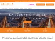 screenshot https://www.reseau-aquila.fr/ Réseau Aquila