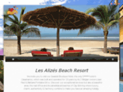 HOTEL 4 **** Luxe-Charme LES ALIZES (CAP SKIRRING / CASAMANCE / SENEGAL)
