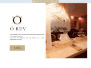 screenshot http://www.restaurant-abricotie.com/ resto à marseille - l'abri cotié - restaurant plage lounge à marseille - 13008