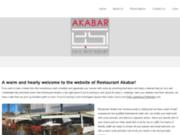 screenshot http://www.restaurant-akabar.com restaurant ouarzazate