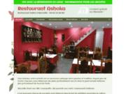 screenshot http://www.restaurant-ashoka.com restaurant indien à marseille