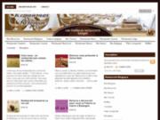 screenshot http://www.restaurant-belgique.be/ restaurant belgique : le meilleur des restaurants