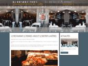 Restaurant LE RENDEZ-VOUS à CANNES 04 93 68 55 10 - PLATEAUX de FRUITS de MER