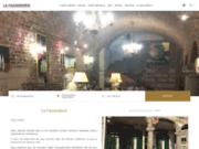 screenshot http://www.restaurant-la-faisanderie.com restaurant gastronomique et traiteur à arras.