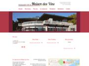 screenshot http://www.restaurant-la-maison-des-vins.fr restaurant de chalon sur saone