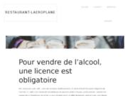 screenshot http://www.restaurant-laeroplane.com restaurant brasserie toulouse