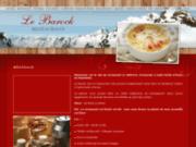 Restaurant avec terrasse à Saint-Sorlin-d'Arves en Maurienne - Le Barock
