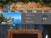 screenshot http://www.restaurant-lebateauivre.com restaurant spécialités haute-savoie