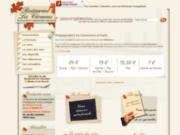 screenshot http://www.restaurant-les-cevennes.com/ digestifs restaurant les cévennes sur paris