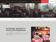 Restaurant traditionnel à Cassel, Hazebrouck